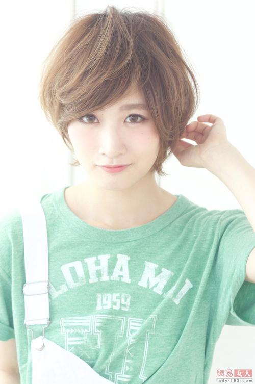 12 kiểu tóc Nhật, Hàn giúp nàng công sở thêm xinh - 12