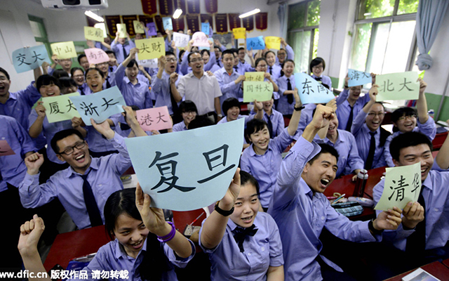 Trung Quốc: Sĩ tử chuẩn bị bước vào kỳ thi khắc nghiệt nhất năm - 2