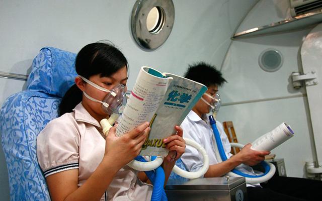 Trung Quốc: Sĩ tử chuẩn bị bước vào kỳ thi khắc nghiệt nhất năm - 6