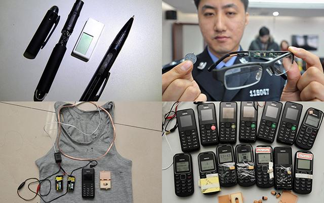 Trung Quốc: Sĩ tử chuẩn bị bước vào kỳ thi khắc nghiệt nhất năm - 9