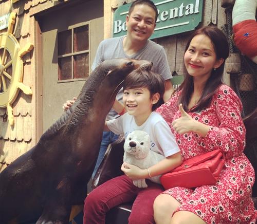 Kim Hiền: Con trai còn mong có em hơn cả bố mẹ - 3