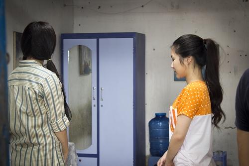 Hương Tràm lần đầu đóng phim kinh dị - 1