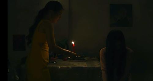 Hương Tràm lần đầu đóng phim kinh dị - 4
