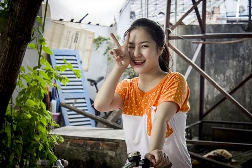 Hương Tràm lần đầu đóng phim kinh dị - 2