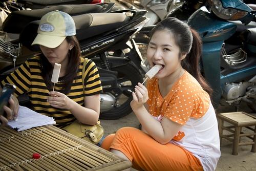 Hương Tràm lần đầu đóng phim kinh dị - 3