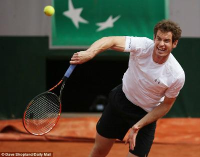 TRỰC TIẾP Djokovic - Murray: Hủy diệt ở set cuối (KT) - 7