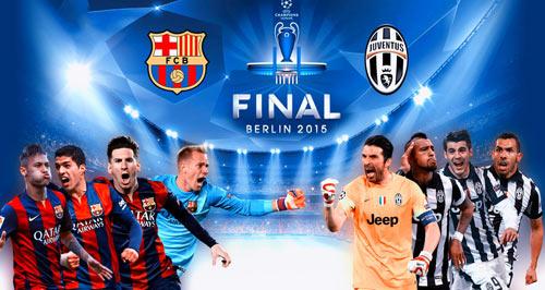 Barca – Juventus: Chiến tích vĩ đại - 1