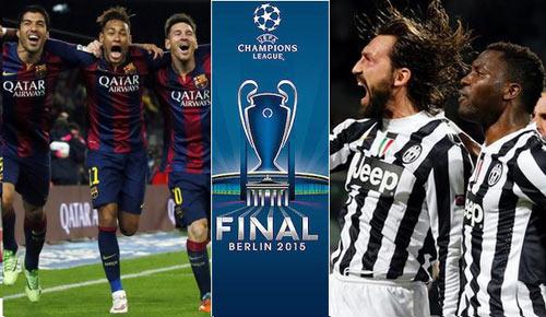 Barca – Juventus: Chiến tích vĩ đại - 2