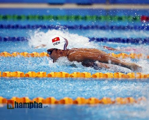 Ánh Viên, Quý Phước thi nhau lập kỷ lục SEA Games mới - 10