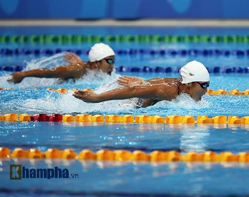 Ánh Viên, Quý Phước thi nhau lập kỷ lục SEA Games mới - 11