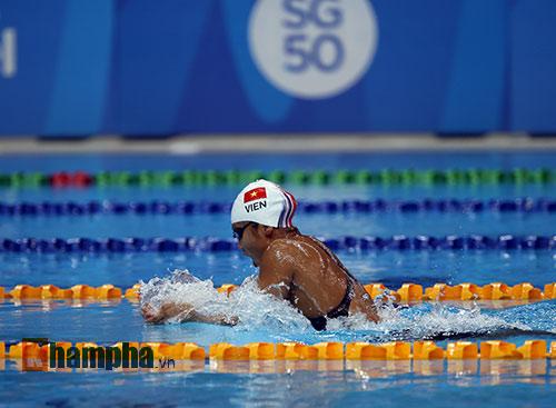 Ánh Viên, Quý Phước thi nhau lập kỷ lục SEA Games mới - 12