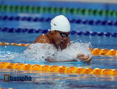 Ánh Viên, Quý Phước thi nhau lập kỷ lục SEA Games mới - 13