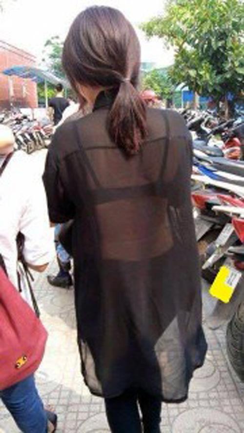 Kiểu mặc phản cảm của thiếu nữ Việt lại lên báo Thái - 8