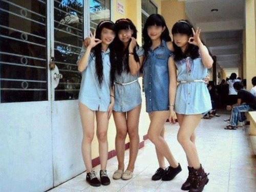 Kiểu mặc phản cảm của thiếu nữ Việt lại lên báo Thái - 6