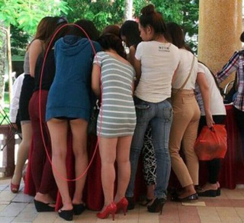 Kiểu mặc phản cảm của thiếu nữ Việt lại lên báo Thái - 10