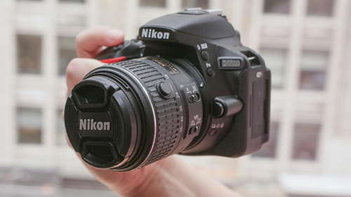 Đánh giá Nikon D5500: Rẻ và nhỏ gọn - 1