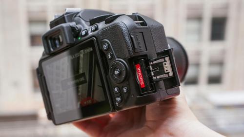 Đánh giá Nikon D5500: Rẻ và nhỏ gọn - 5