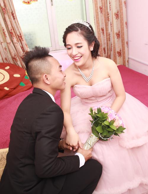 Phúc Bồ rước cô dâu hot girl bằng xe mui trần - 10