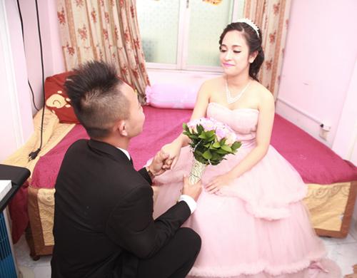 Phúc Bồ rước cô dâu hot girl bằng xe mui trần - 11