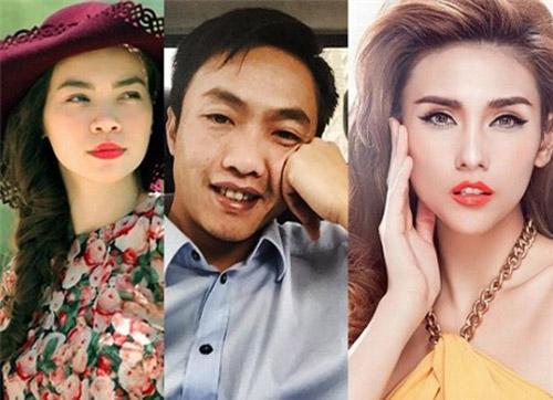 """9 nghi vấn """"người thứ 3"""" lùm xùm nhất làng mẫu Việt - 1"""
