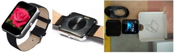 'Choáng' với những mẫu Apple Watch 'nhái' siêu tinh tế - 1