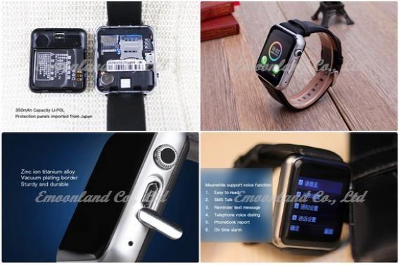 'Choáng' với những mẫu Apple Watch 'nhái' siêu tinh tế - 3