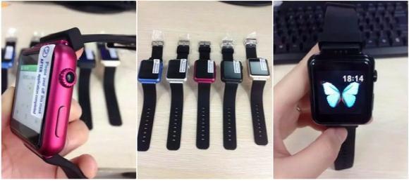 'Choáng' với những mẫu Apple Watch 'nhái' siêu tinh tế - 2