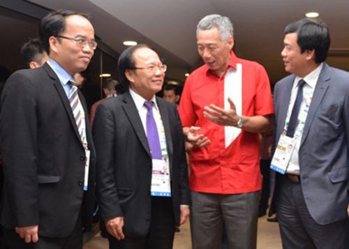 Thủ tướng Lý Hiển Long muốn sớm được thăm Sơn Đoòng - 1