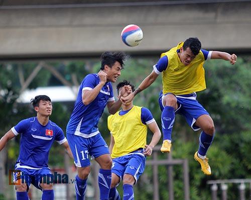 Sợ mất quân đấu Thái Lan, U23 Việt Nam đổi sân tập - 15