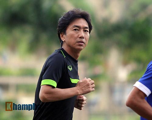 Sợ mất quân đấu Thái Lan, U23 Việt Nam đổi sân tập - 7