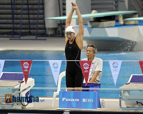 Ánh Viên, Quý Phước thi nhau lập kỷ lục SEA Games mới - 1