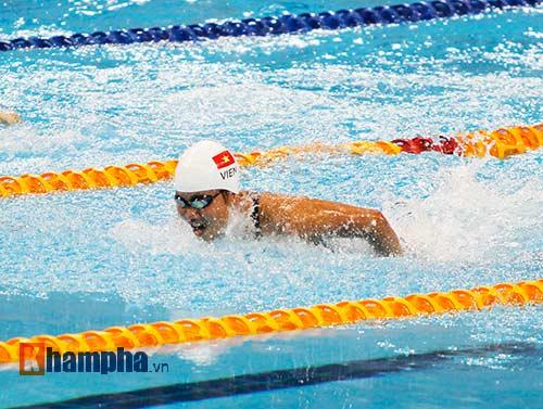 Ánh Viên, Quý Phước thi nhau lập kỷ lục SEA Games mới - 7