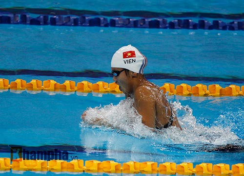 Ánh Viên, Quý Phước thi nhau lập kỷ lục SEA Games mới - 3