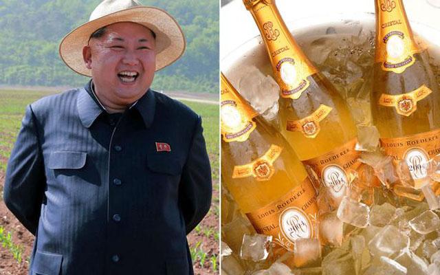 Tiết lộ thực đơn ưa thích của ông Kim Jong-un - 1