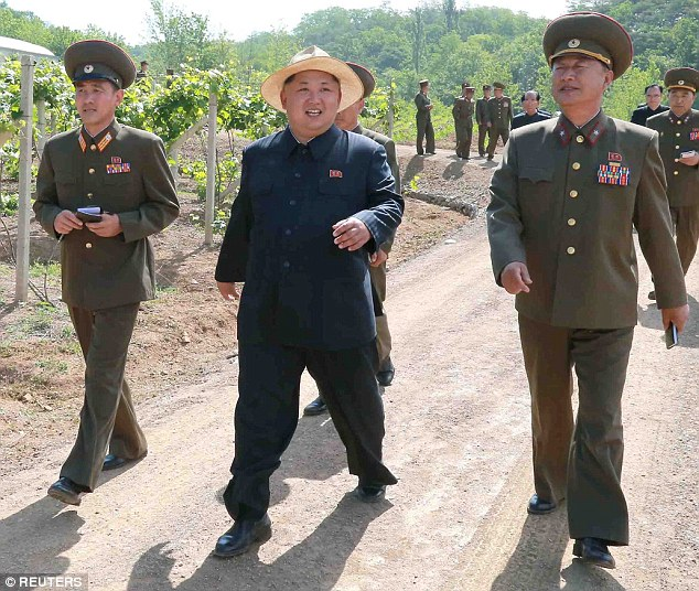 Tiết lộ thực đơn ưa thích của ông Kim Jong-un - 4