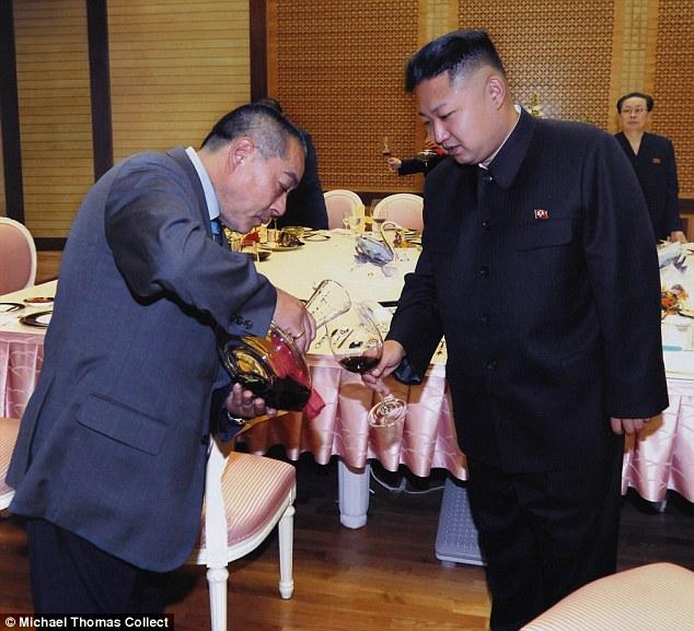 Tiết lộ thực đơn ưa thích của ông Kim Jong-un - 2