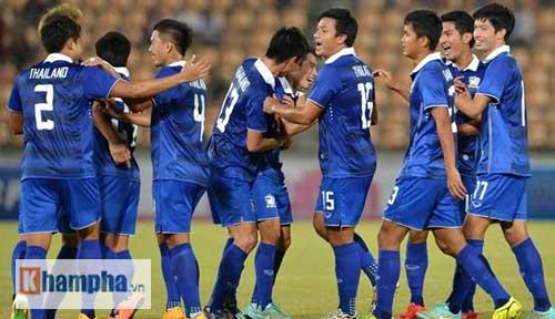 U23 Thái Lan - U23 Brunei: Dạo chơi lấy ngôi đầu - 1