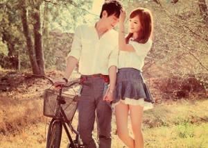 Thư tình: Tớ ngược đường ngược nắng để yêu cậu