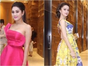 Hương Giang Idol, Lâm Chi Khanh đọ vẻ sexy