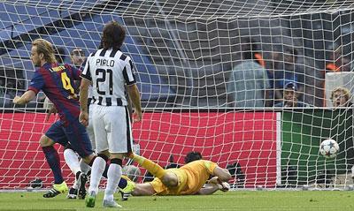 TRỰC TIẾP Barca - Juventus: Đòn kết liễu (KT) - 4
