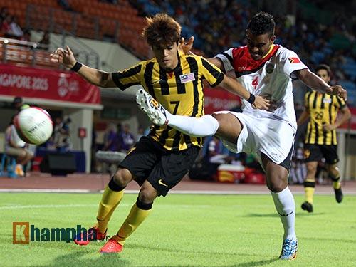 """U23 Việt Nam - U23 Đông Timor: Đánh nhanh, """"diệt"""" gọn - 1"""