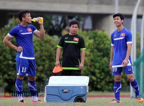 """U23 Việt Nam - U23 Đông Timor: Đánh nhanh, """"diệt"""" gọn - 2"""