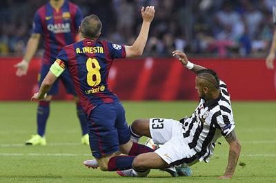 TRỰC TIẾP Barca - Juventus: Đòn kết liễu (KT) - 5