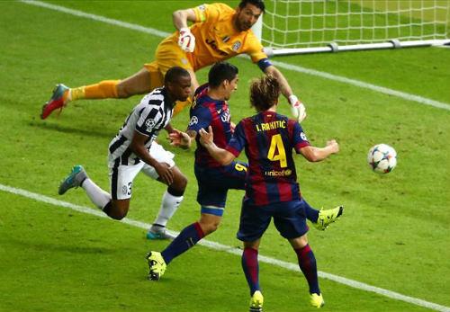 Barca - Juventus: Vinh danh tân vương châu Âu - 1