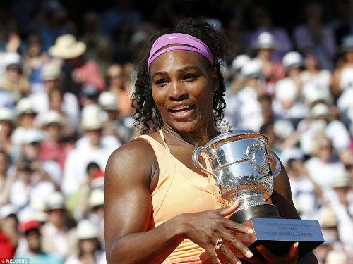 Serena - Safarova: Ngôi hậu xứng đáng (CK Roland Garros) - 1