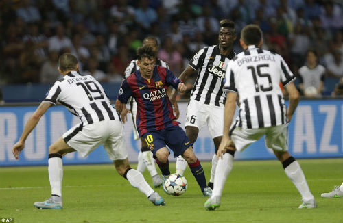 Nỗi tiếc nuối của Lionel Messi - 5