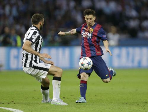Nỗi tiếc nuối của Lionel Messi - 1