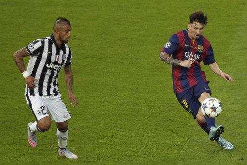 Nỗi tiếc nuối của Lionel Messi - 2