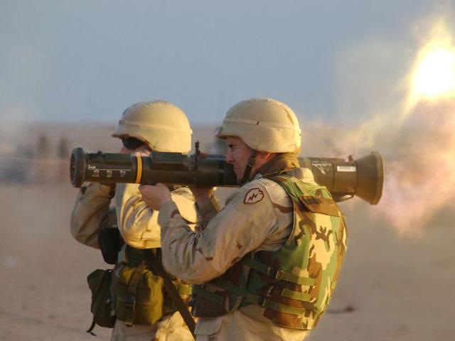 """Tấn công Anbar, IS bị tên lửa chống tăng """"vùi dập"""" - 1"""