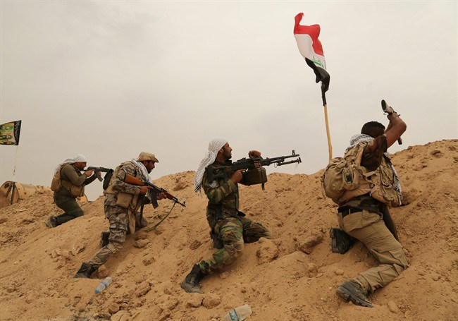 """Tấn công Anbar, IS bị tên lửa chống tăng """"vùi dập"""" - 2"""